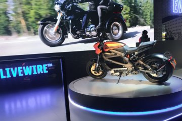 Strategi Harley-Davidson LiveWire tersandung masalah harga
