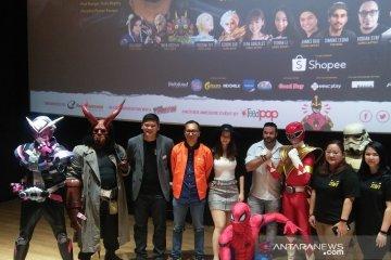 Hal baru di Indonesia Comic Con 2019