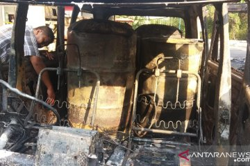 Pertamina duga drum di Grandmax pemicu kebakaran SPBU Setu