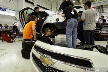 General Motors-US Army kerja sama keamanan siber otomotif