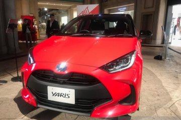 Toyota Yaris di Tokyo Motor Show, tak dipasarkan di Indonesia