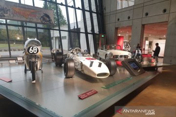 Menengok Gedung Koleksi Honda di Sirkuit Twin Ring Motegi