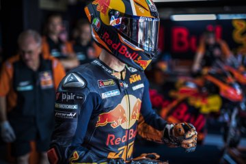 Pol Espargaro bawa KTM puncaki FP1 Grand Prix Austria