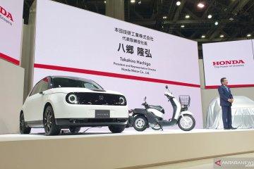 Honda luncurkan mobil listrik pertama dalam Tokyo Motor Show 2019