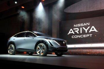 Nissan Ariya EV Concept debut di Tokyo Motor Show 2019