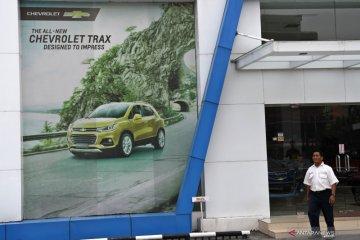Chevrolet hentikan penjualan, diler tawarkan diskon hingga Rp35 juta