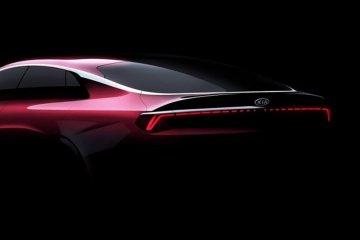Desain Kia Optima generasi 3 terungkap, tampilannya lebih futuristik