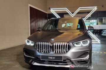 "BMW luncurkan The New X1, mobil ""sporty"" rakitan lokal"