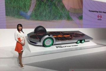 Hino FlatFormer gabungkan konsep futuristik dan efisiensi ruang