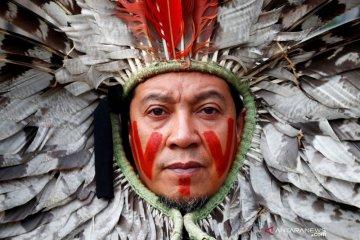 Dokter di pedalaman Amazon terpapar virus corona