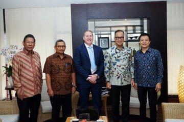 Dunlop siap bangun pabrik ban pesawat  di Indonesia
