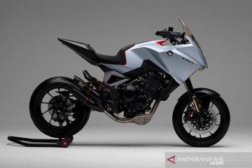 "Honda CB4X, motor 4 silinder gabungkan konsep ""sport & touring"""