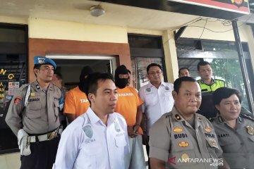 Polisi tangkap pencuri mobil dengan modus sewa taksi online di Bandung