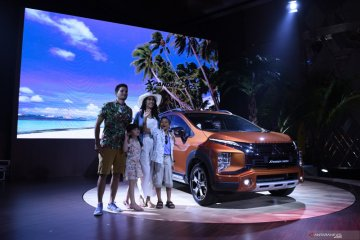 "Mitsubishi Xpander ""Best Low MPV"" Otomotif Award 2020"