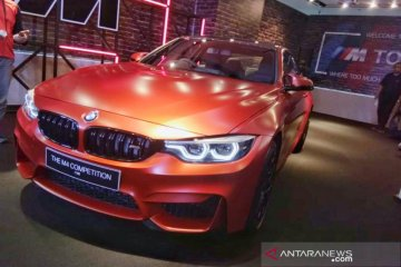 BMW M4 Competition seharga Rp2,3 miliar ludes terjual