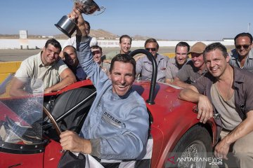 """Ford v Ferrari"" salip ""Charlie's Angels"" di box office"