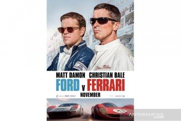 """Ford v Ferrari"", lika-liku perjalanan sang juara Le Mans '66"