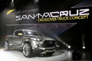 Hyundai Santa Cruz, pickup futuristik yang bakal diproduksi di Alabama