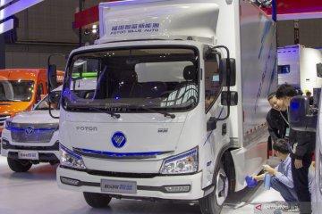 Foton serius garap truk fuel cell dan van listrik