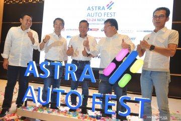 Pengumuman Astra Auto Fest 2019