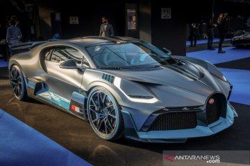 Bukan supercar, mobil listrik Bugatti bakal berwujud crossover