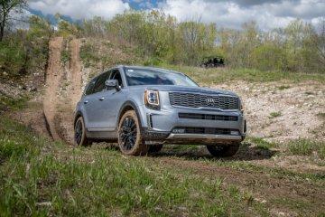 Kia Telluride raih penghargaan SUV terbaik 2020 di Amerika Serikat