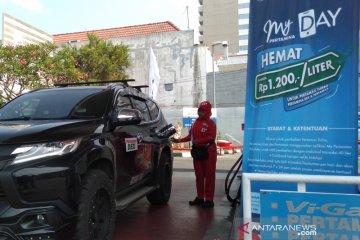Pertamina ajak konsumen diesel gunakan Pertamina Dex