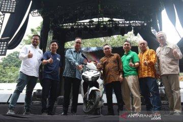 """Menperin harap IIMS Motobike 2019 bisa dorong ekosistem """"green"""""""