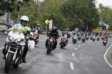 Menguji ketangguhan Honda ADV150 di Honda Bikers Day 2019