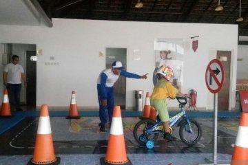 AHM awali HBD 2019 dengan edukasi keselamatan berkendara di Yogyakarta