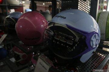 Cargloss akan rambah pasar helm premium di 2022