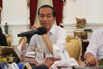 "Jokowi: Ganti birokrat dengan ""artificial intelligence"" demi kecepatan"