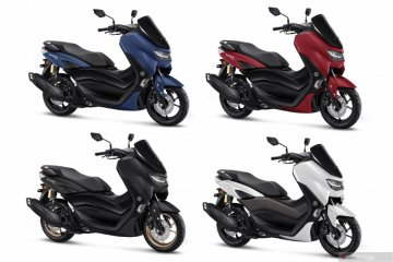 Spesifikasi Yamaha All New NMax 2020