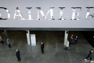 Daimler prediksi penurunan pendapatan hingga 70 persen karena pandemi