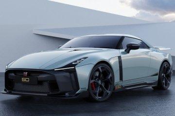 Nissan GT-R50 Italdesign diproduksi cuma 50 unit