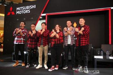 Kampanye digital Xpander Cross libatkan Nicholas Saputra-Denny Sumargo