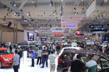 Pameran otomotif GIIAS 2020 digelar Agustus