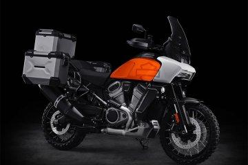 Harley-Davidson bakal rilis dua motor bermesin terbaru akhir 2020