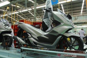 AHM ekspor Honda PCX ke Brasil