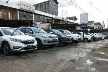 Jelang tahun baru penyewaan mobil di Palangka Raya banjir pesanan