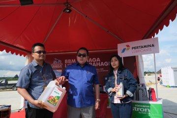 70 SPBU Pertamina siaga di jalur mudik dan wisata di Kalimantan