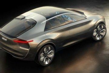 Mobil konsep Imagine Kia mulai diproduksi