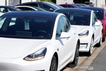 Penjualan mobil listrik di Norwegia capai rekor baru