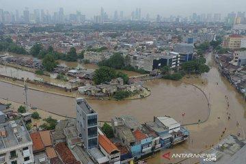 Pengamat: Banjir awal tahun Jakarta akibat curah hujan  tinggi