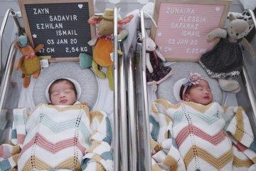 Rafatar antusias sambut kelahiran bayi kembar Syahnaz Sadiqah