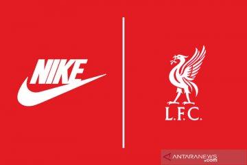 Liverpool resmi akan kenakan apparel Nike mulai musim depan