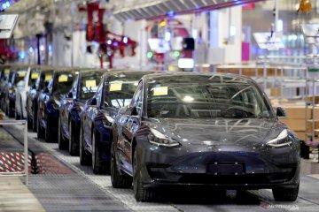 Penjualan Tesla Model 3 anjlok di China
