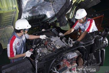 Pengecekan gratis, diskon suku cadang untuk mobil Hino terkena banjir