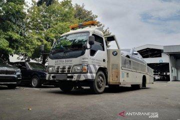 BMW Astra evakuasi 108 mobil, tanggung 25 persen ongkos perbaikan