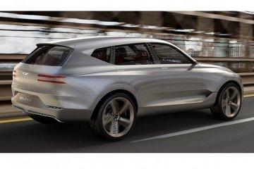 Hyundai Genesis luncurkan SUV pertama, pakai mesin diesel 3.000cc